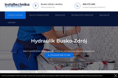 instalTECHNIKA - Hydraulik Busko-Zdrój
