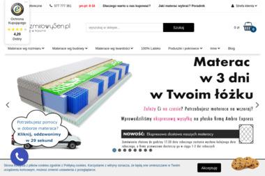 www.kaszmirowysen.pl - Wyposażenie sypialni Gorlice