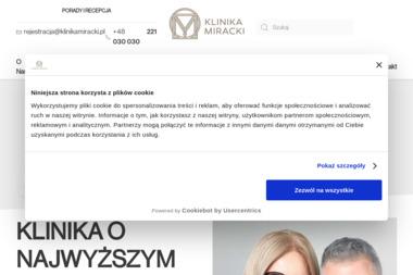 Klinika Miracki - Medycyna estetyczna Warszawa