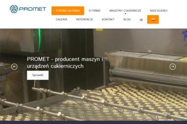 PROMET Zakład Mechaniczny - Dla przemysłu maszynowego Łódź