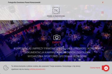 Fotografia Eventowa Paweł Konarzewski - Zdjęcia do dokumentów Warszawa