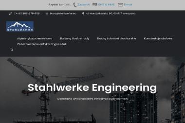 Stahlwerke - Schody drewniane Świdnica