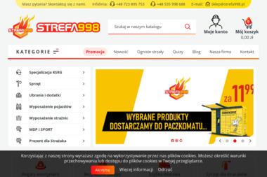 PHU Strefa998 Kamil Halarewicz - Sklep internetowy Głogów