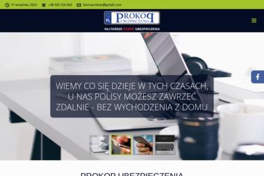 PROKOP-UBEZPIECZENIA ADAM PROKOP - Ubezpieczenie samochodu Białystok