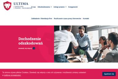 Ultima Sp. z o.o. - Prawo Rodzinne Białystok