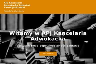 Adwokat Paweł Jankowski APJ Kancelaria Adwokacka - Adwokat Piła
