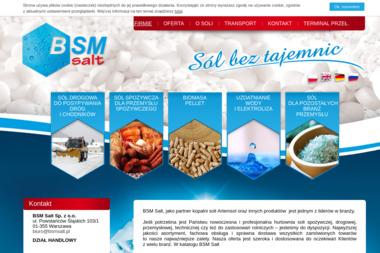 BSM Salt Sp z o.o. - Agropellet Warszawa