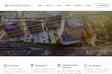 Coinbaq Business Solutions Sp. z o.o. - Usługi podatkowe Katowice