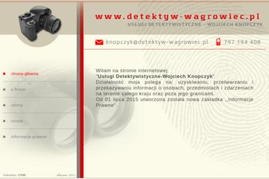 Usługi Detektywistyczne - Detektyw Wągrowiec