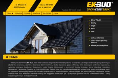 EK-BUD II Jakub Rostankowski - Okna Chojnice