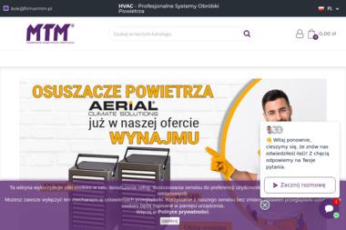 MTM DARIUSZ SEFERYŃSKI - Dostawcy i producenci Kobyłka