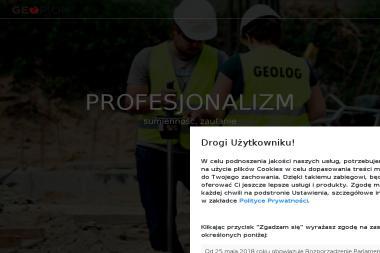 GEOPIOM Usługi Geologiczne - Oddział w Sanoku - Geolog Sanok