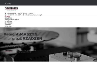 Hausplast Piotr Obarzanek - Transport busem Brojce