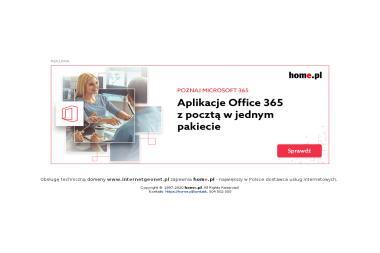 GEO Andrzej Mamroł - Internet Jasło