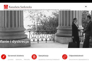 Kancelaria Radcy Prawnego Aleksandra Sankowska - Prawo spółdzielcze Wrocław