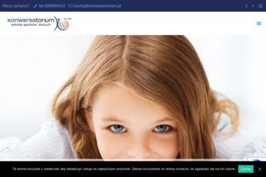 Szkoła Języków Obcych KONWERSATORIUM - Język hiszpański Ostrołęka