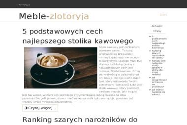 Meble to My - Grzegorz Marek - Meble Złotoryja