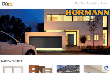 DATO - Producent Okien Drewnianych Włoszczowa