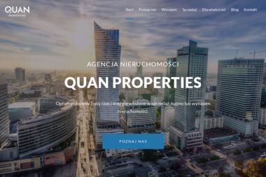 Quan Properties - Agencje i biura obsługi nieruchomości Warszawa