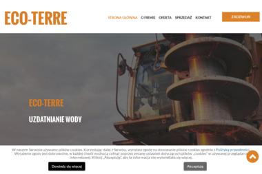 ECO TERRE - Instalacje Wod-kan Maszewo