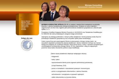 WYRWAS Konsulting Spółka z ograniczoną odpowiedzialnością - Biuro rachunkowe Włocławek