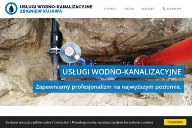 Usługi Wodno-kanalizacyjne Zbigniew Kujawa - Przydomowe Oczyszczalnie Ścieków Zawonia