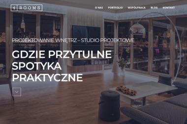 4Rooms Studio - Architektura Wnętrz Będzieszyn