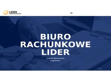 Biuro Rachunkowe Lider Izabella Machowska - Usługi Księgowe Józefów