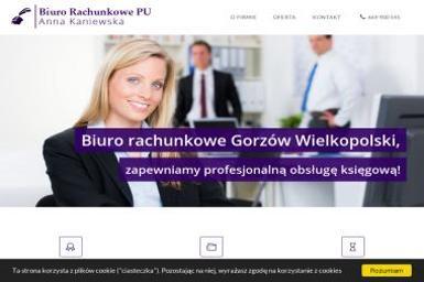 Pu Anna Kaniewska - Biuro rachunkowe Wawrów