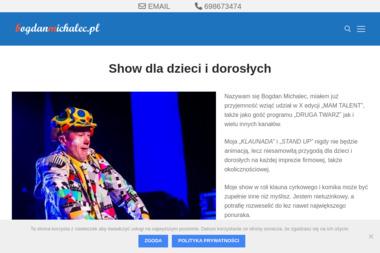 bogdanmichalec.pl - Agencje Eventowe Albigowa