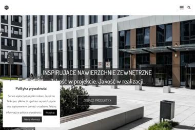 Certus Technologie Budowlane Sp. z o.o. - Kostka betonowa Warszawa