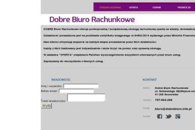 DOBRE Biuro Rachunkowe Izabela Habasińska - Firma remontowa Sosnowiec