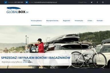 Globalbox24.pl - Transport samochodów Oleśnica