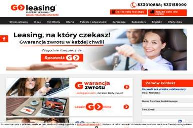 GO-LEASING/O SUWAŁKI I - Kredyt hipoteczny Suwałki