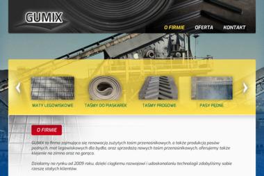 GUMIX Aneta Piątkowska - Przetwarzanie odpadów Żarnowiec