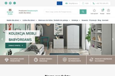 Producent mebli dla dzieci Kocot Kids - Meble dla dzieci Opole