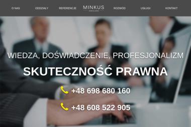 Kancelaria Adwokacka Dariusz Minkus - Prawo Rodzinne Głogów