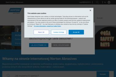 Norton Saint-Gobain - Kosmetyki motoryzacyjne Koło