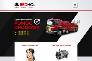 Handel I Usługi Daniel Pokutycki - Pomoc drogowa Brzezie