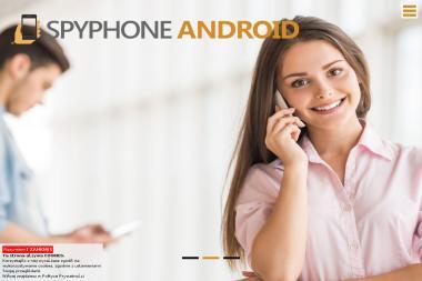 Spyphone Android - Oprogramowanie Augustów