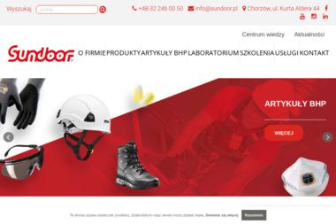 Sundoor - Alpiniści Przemysłowi Chorzów