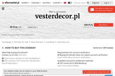 Vester Decor - Wyposażenie łazienki Poznań