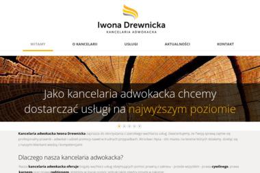 Kancelaria Adwokacka Iwona Drewnicka - Adwokat Nysa
