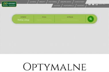 DG INWEST BROKER FINANSOWY - Ubezpieczenia na życie Gorzów Wielkopolski
