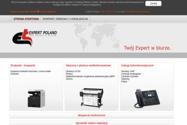 Expert Poland Sp. z o.o. - Kserokopiarki A4 nowe Żywiec