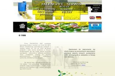 Falenczyk-Serwis Kotły, Kominy, Filtry Witold Falenczyk - Remonty kotłowni Nowa Wieś Wielka