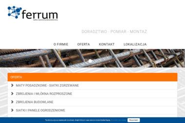 Ferrum Sp. z o.o. - Nieruchomości Kalisz