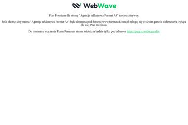 Agencja reklamowa Format A4 Sp. z o.o. - Druk katalogów i folderów Gorlice