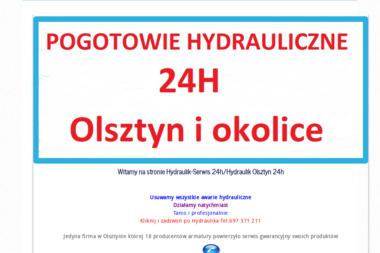 Hydraulik-Serwis Sp z.o.o - Hydraulik Olsztyn