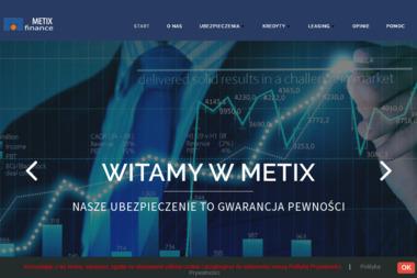 METIX Andrzej Ignasiak - Leasing maszyn i urządzeń Toruń